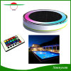 Colorful Solar Swimming Pool LED Light Solar Floating Light with Remote Control