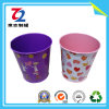 Small Round Metel Tin Box for Food