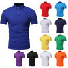Eleven-Color Men's Short-Sleeved Polo T-Shirt Fashion Classic Shirt