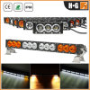 Single Row Amber Strobe Car Truck LED Light Bar