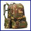 Camouflage Military Backpack Army Bag Multifunctional Backbag Combined Bag (SYSG-1813)