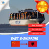 Sea Freight From Shanghai to Tirana