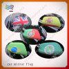 Lycra Elastic Fabric Car Mirror Flag with Custom Printed (HYCM-AF009)