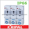 IP66 Waterproof Socket Box