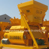 Concrete Mixer with Twin-Shaft (JS1000)