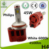 H4 LED Car Headlight with Canbus 6500k