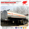 10 Meters Corrosive Liquids Tank Semi Trailer with Straight Beam
