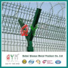 Powder Coated Airport Fence/ Airport Prison Barbed Wire Fence