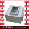 China Laser Cutting Metal Tin Box Price