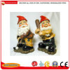 Handmade Garden Gnome with Funny Customized Statue Crafts