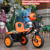 3 Wheel Pedal Car / Kids Tricycle with Handle Bar / Three Cycle Baby