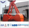 Mechanical Clamshell Grab Bucket Shanghai Top Supplier