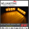 Vehicle Emergency Strobe Lights Amber 8 LED