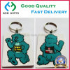 Double Sided Customized PVC Key Ring Promotional Gift