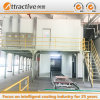 Furniture Wood Ware Surface Spraying Powder Coating Robot Machine Automatic Line