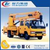 Price of 14m Jmc Folding Arm Platform Truck