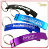 Promotion Colorful Aluminium Engraving Bottle Opener Keyring