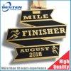Hot Sale Craft Custom Design Blank Zinc Alloy Gold Metal Marathon Running Souvenir Award Sport Medal