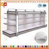 High Quality Double Sides Supermarket Display Shelf with Light Box (Zhs655)