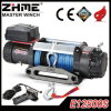 12500lbs Recovery Electric Winch with Synthetic Rope