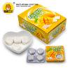 Four Pieces Mango Flavor Jam Filling Chewing Gum