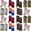 Cleveland Cavaliers 13 Tristan Thompson 33 Shaquille O'neal Basketball Jerseys