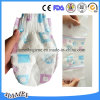 Disposable Cotton Baby Diaper with Full Surround Elastic Waist Band