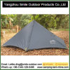 One Person No Poles Silica Ultrlight Teepee Camping Tent