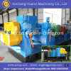 Semi-Automatic Tire Crusher Waste Tyre Recycling Machine Rubber Powder Plant