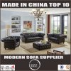 Living Room Furniture with Genuine Leather Sectional Couch UK Design Sofa