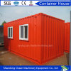 20 Feet Luxury Light Steel Framing Prefabricated Office Container of Steel Structure