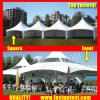 Cheap Price Double Roof Pinnacle Tent for Outdoor Wedding Diameter 12m 100 People Seater Guest