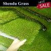 Hebei Factory 35mm Artificial Grass Lawn Carpet for Home Decoration Flooring Tile Dubai Market