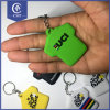 T-Shirt Shape Promotional Personalized Logo Soft PVC Key Chain
