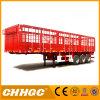 Chhgc Lightweight 3 Axle Aluminium Alloy Stake Semi Trailer