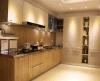 Modern L Shaped of Hone Kitchen Cabinet (Kit-76)