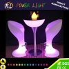 Party Event Decor Modern Illuminated LED Furniture Bar Chair