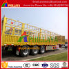 3 Axle Curtainer Side Wings Opening Trailer/Bulk Cargo Trailer