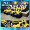 Newest 7D Interact Theater/Cinema Equipment Supplier in China