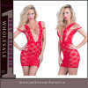 Newest Ladies Nightwear Baby Doll Sexy Lingerie Underwear Set (T21522-2)