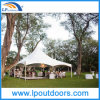12X12m Pole Tent in Galvanized Steel Frame and PVC-Coated Polyester