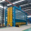 Fully Enclosed Cover for White Fume Collecting During Galvanizing Process