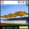 Outdoor Big Gymnasium Square Shade Tent for School for Watch Sport Activity