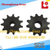 OEM Industrial ISO ANSI Standard Double Pitch Roller Chain Sprocket