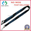 Promotion Ineternational Arts Festival Cheap Silk Screen Printing Eco-Friendly Lanyard