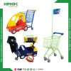 Kids Grocery Plastic Metal Shopping Carts