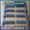Double Spiral Shape Sic Heating Elements with Super Quality