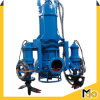Centrifugal Submersible Slurry Pump on Barge Crane