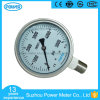 High Quality Cheap Price Liquid Filled Pressure Gauge