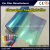 Chameleon Light Blue Car Light Vinyl Sticker Chameleon Car Headlight Tint Vinyl Films Car Lamp Film